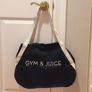 Private Party Gym & Juice Bag